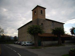 Iglesia de San Martín de Tours- Forua