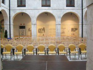 Centro Cultural El Espolón - Comillas